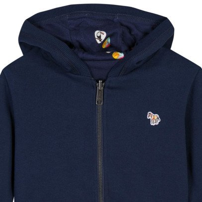 Paul Smith Junior Robin Reversible Zip-Up Hoodie-product