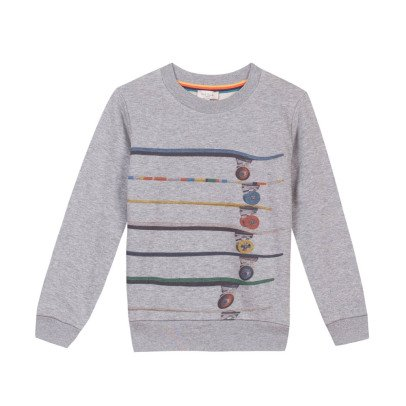 Paul Smith Junior Sweatshirt Skateboards Reese -listing