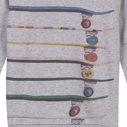 Paul Smith Junior Reese Roller Skate Sweatshirt-product