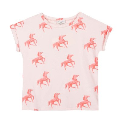 Paul Smith Junior Ruth All Over Horse T-Shirt-listing