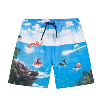 Paul Smith Junior Racky Swim Shorts-product