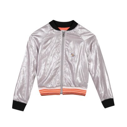 Paul Smith Junior Rawen Lurex Bomber Jacket-listing