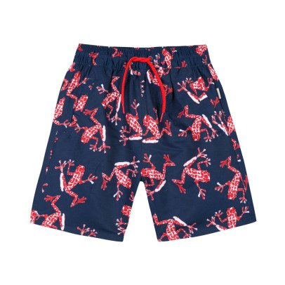 Paul Smith Junior Badehose Frosch -listing