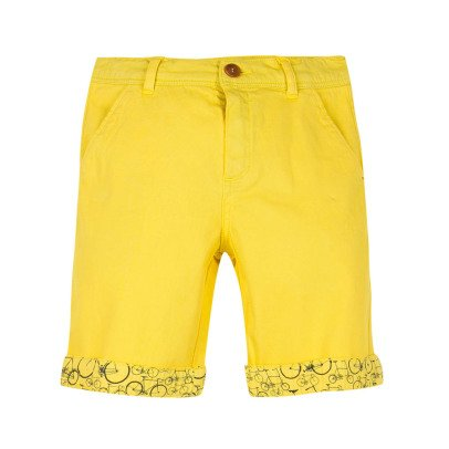 Paul Smith Junior Rudolf Reversible Bicycle Shorts-product