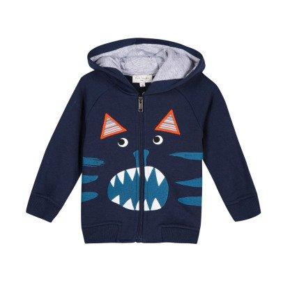 Paul Smith Junior Sweat Capuche Chat Rupert-product