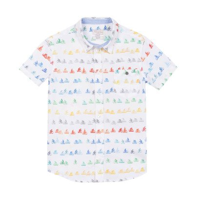 Paul Smith Junior Kurzarm Hemd -listing