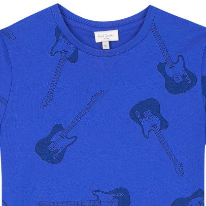 Paul Smith Junior Rising Guitar All Over T-Shirt-listing