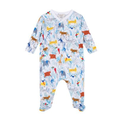 Paul Smith Junior Pyjama Tiere Raimo -listing