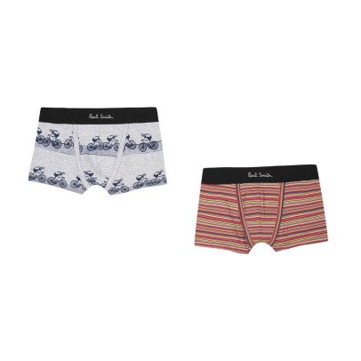 Paul Smith Junior Boxer Remus - Confezione da 2-listing