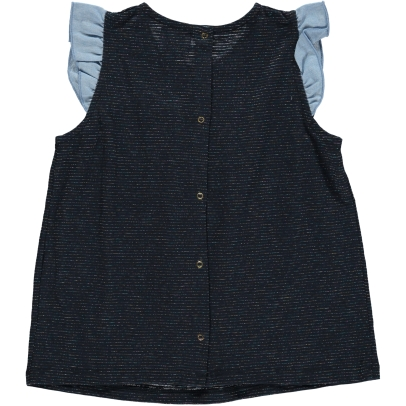 Blune Kids The Little Mermaid Striped Top-listing