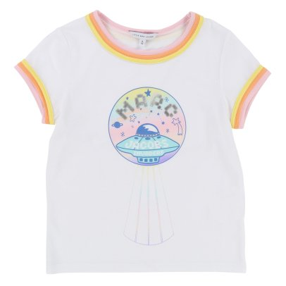 Little Marc Jacobs Kawaii Galactic T-Shirt-product