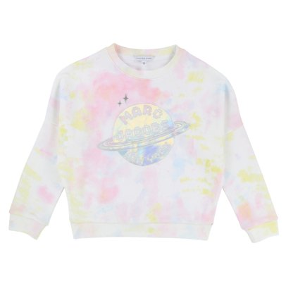 Little Marc Jacobs Galactic Fleece Sweatshirt-product