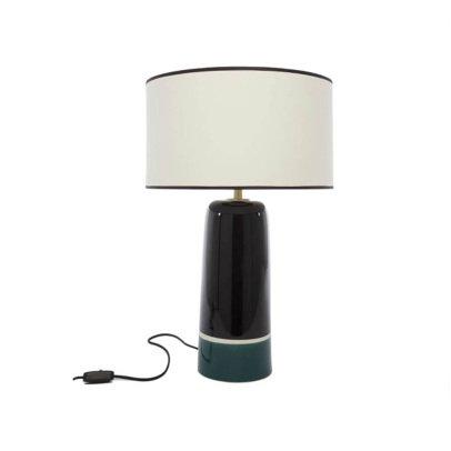 velours hocker l o schwarzer rettich maison sarah lavoine design. Black Bedroom Furniture Sets. Home Design Ideas
