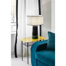spiegel organique 50x75 cm walnut maison sarah lavoine design. Black Bedroom Furniture Sets. Home Design Ideas