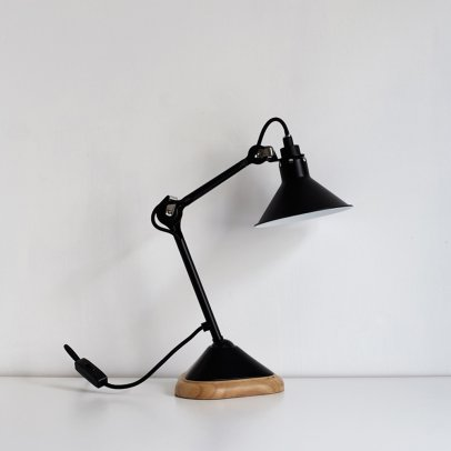 DCW Editions Lampe Gras Adjustable Lamp N°207-listing