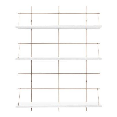 Gassien Celeste Brass Base Shelf 2-listing