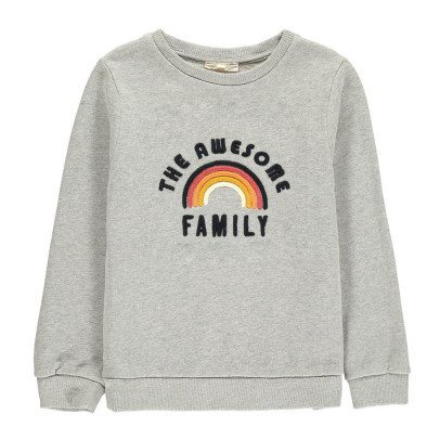 Hundred Pieces Sweatshirt The Awesome Family-listing