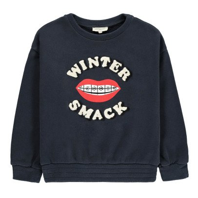 Hundred Pieces Sweatshirt Winter Smack-listing