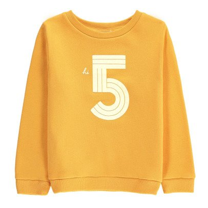 Hundred Pieces Hi Five Sweatshirt-listing