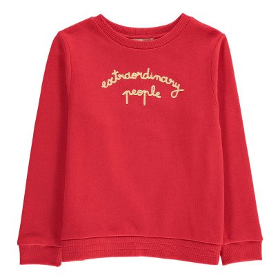 Hundred Pieces Extraordinary People Sweatshirt-listing