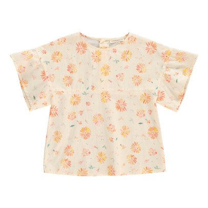 Hundred Pieces Blusa Flowers-listing