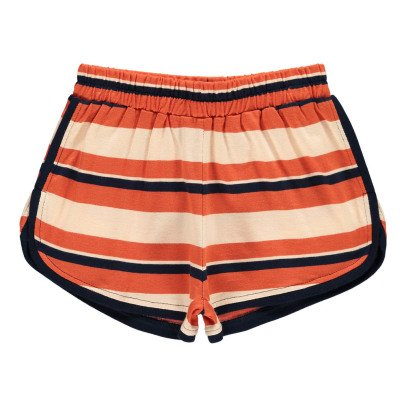Hundred Pieces Striped Shorts-listing
