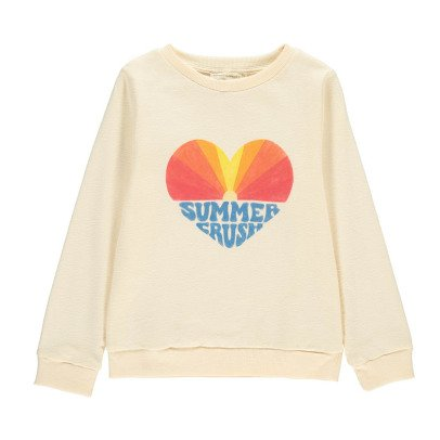 Hundred Pieces Summer Crush Sweatshirt-listing