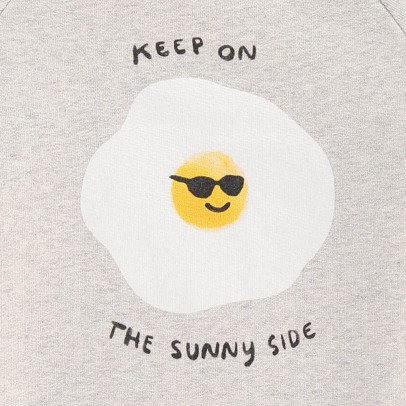 Hundred Pieces Sunny Side Sweatshirt-listing