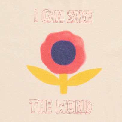 Hundred Pieces T-Shirt Save the World-listing