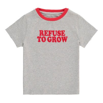 Hundred Pieces T-Shirt Refuse to Grow-listing