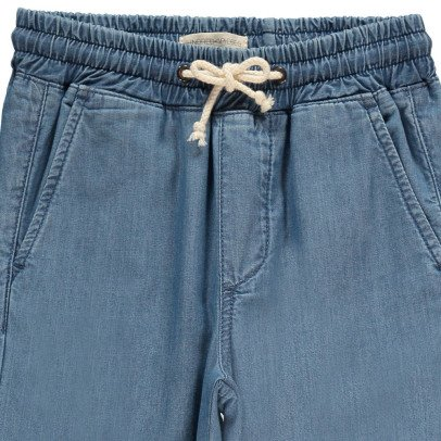 Hundred Pieces Light Denim Trousers-listing