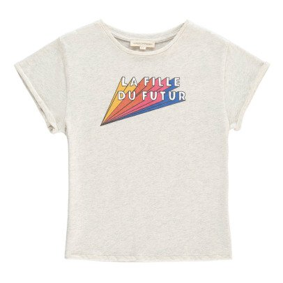 Hundred Pieces T-shirt Fille du Futur-listing
