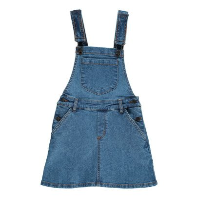 Hundred Pieces Dungaree Dress-listing