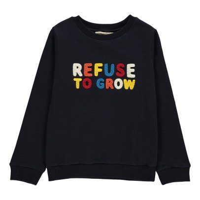 Hundred Pieces Sweatshirt Refuse to Grow -listing