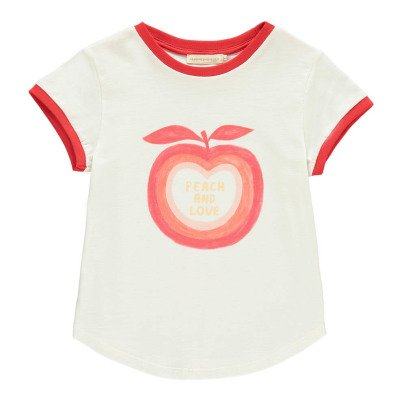Hundred Pieces T-shirt Peachy-listing