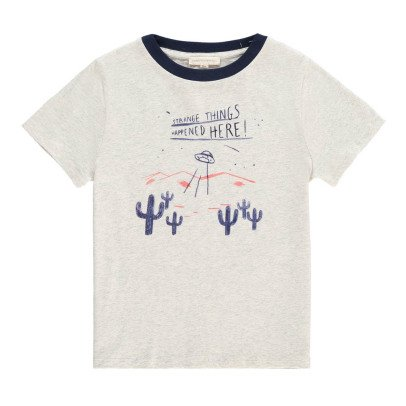 Hundred Pieces T-Shirt Strange Things-listing