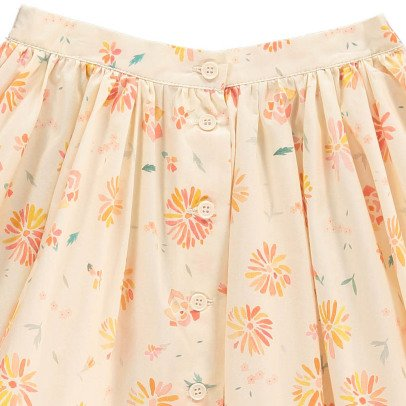 Hundred Pieces Flower Skirt-listing