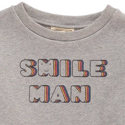Hundred Pieces Sweatshirt Smile Man-listing