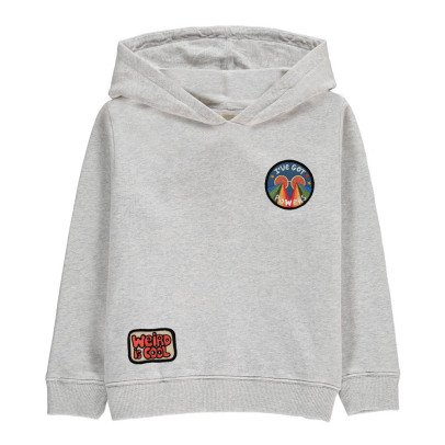 Hundred Pieces I've Got Powers Hoodie-listing