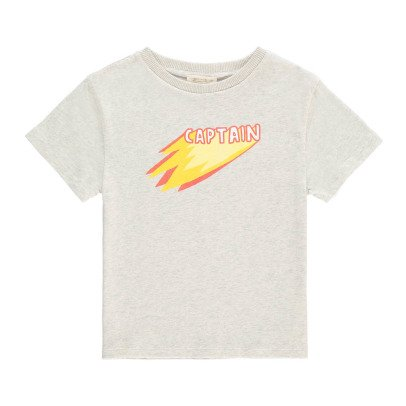 Hundred Pieces T-shirt Captain Flamme-listing