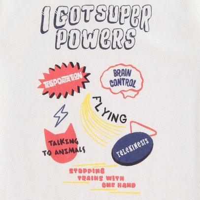 Hundred Pieces T-Shirt Super Powers-listing
