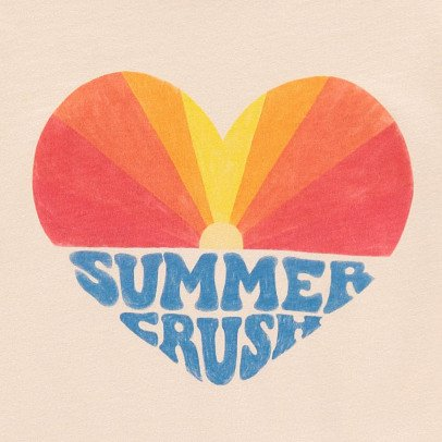 Hundred Pieces Camiseta Summer Crush-listing