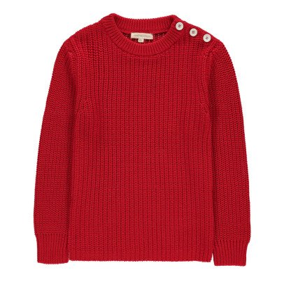 Hundred Pieces Knitted Jumper-listing