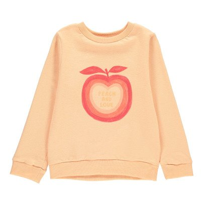 Hundred Pieces Sweat Peachy-listing