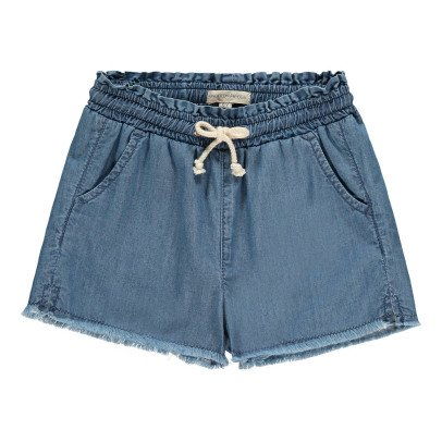 Hundred Pieces Shorts Jeans Light-listing