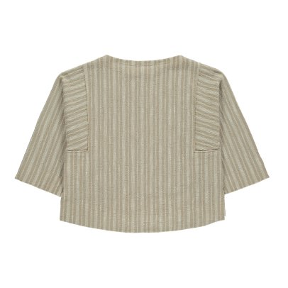 Pomandère Striped Light Sweatshirt-listing
