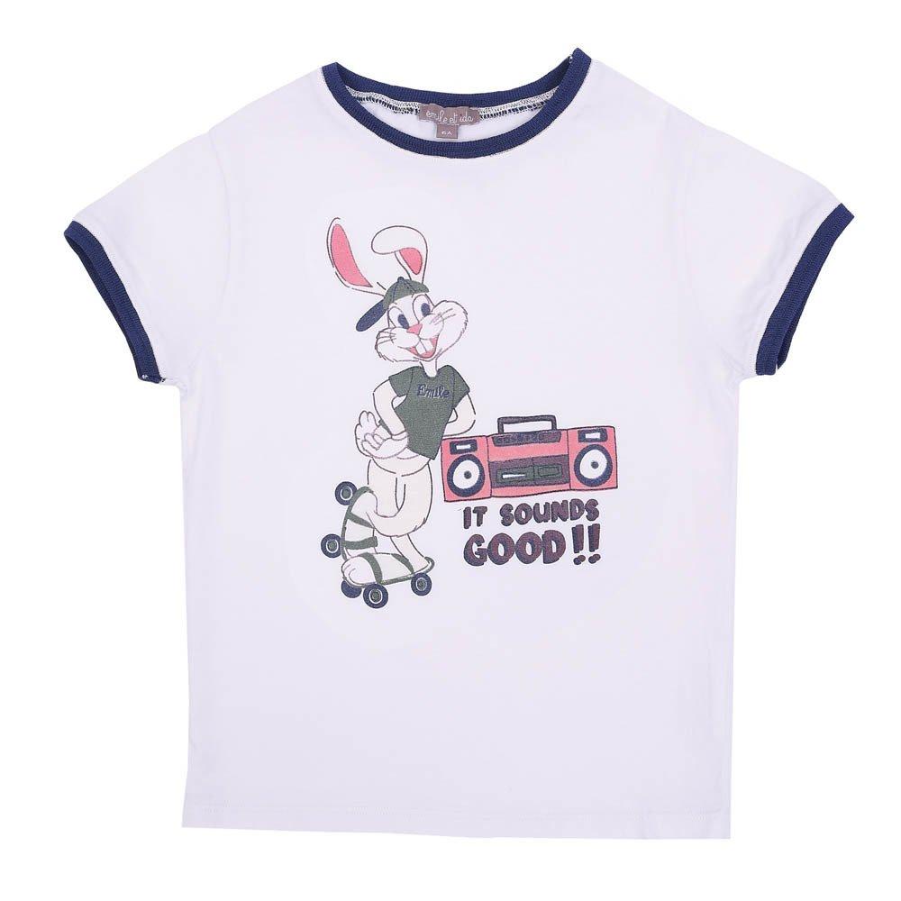 Sale - Vintage Seagull T-Shirt - Emile et Ida Emile Et Ida Free Shipping Lowest Price Njyc0xsy2