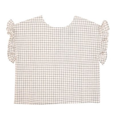 Emile et Ida Checked Blouse-listing