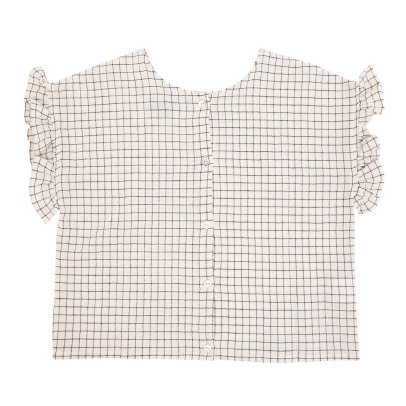 Emile et Ida Checked Blouse-product