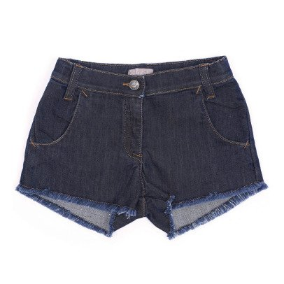 Emile et Ida Cat Pocket Shorts-listing